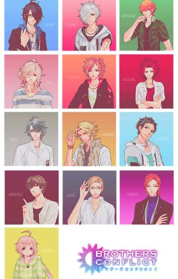 PAUSADO || Brothers Conflict One-shots (x lectora)