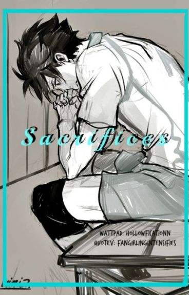 sacrifices. [oikawa tooru x reader]