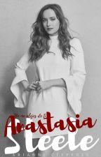 Anastasia Steele  by ArianniCespedes
