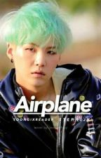 Airplane - BTS Suga x Reader #Wattys2016 by iluvskpop6900
