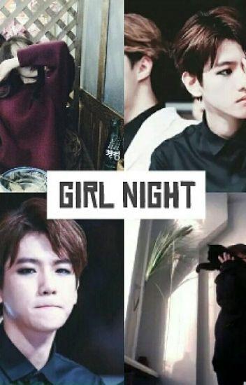 فتاة الليل