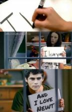 You're the bloody inspiration of my life (Newtmas) by kiko98