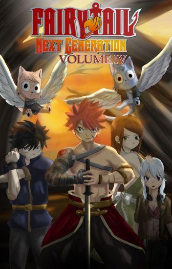 Fairy Tail: Next Generation - Volume IV