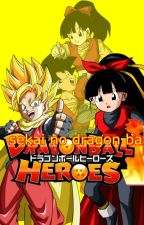 Dragon ball heroes: Sekai no dragon ball by Sakura_Uchiiha