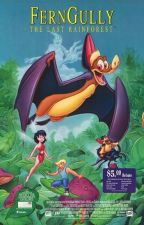 Cherry and Katie Go To Ferngully by PerkyGoth14