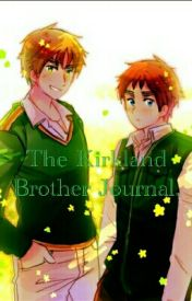 The Kirkland Brothers Journal by Aph_Argentina