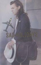 Sad Holidays (O.S) L.S by sofiacastillohoran