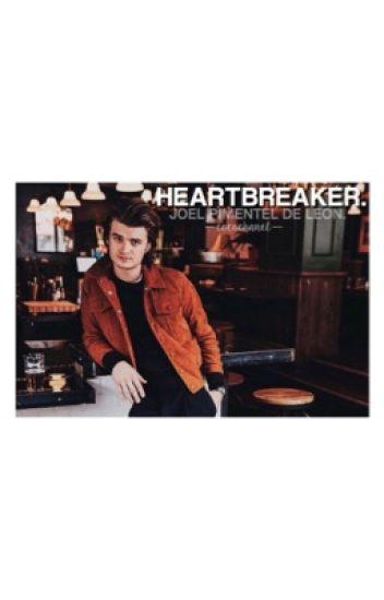 HEARTBREAKER ↪︎ JOEL PIMENTEL