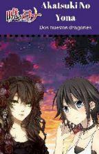 Akatsuki no Yona ¿dos nuevos dragones? by 1iloveanime3