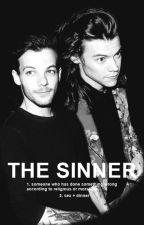 THE SINNER // Larry Stylinson fanfic by mydearlarry