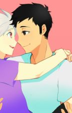 Be With Me ~ Daisuga Fanfic ~ Haikyuu! by HaikyuuDorks