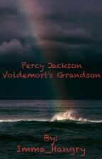 Percy Jackson - Mouldyshort's grandson by Imma_Hangry