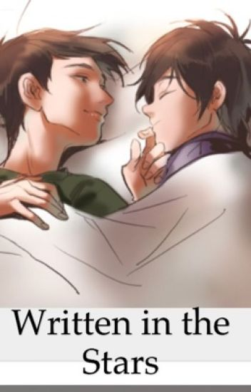 Written in the Stars (A Hidashi Mpreg story )
