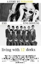 Living with 12 DORKS! by wufanose