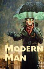 Modern Man by LaherRoy