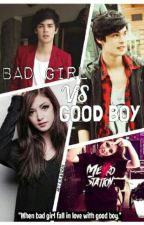 Bad girl VS good boy by taaarkh_