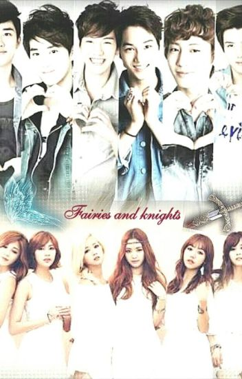 [Exopink] Fairies and knights