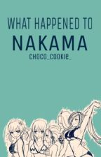 What Happened To Nakama by shycookii