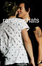 rants & chats by -narryme