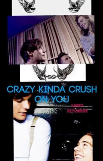 Crazy kinda crush on you.   • L.S. •