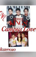 Campus Love(KathNiel, LizQuen, JaDine) by nicocacola14