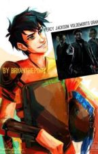 Percy Jackson Voldemorts grandson by avengemepercy
