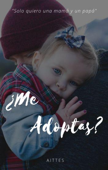 ¿Me adoptas?