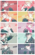 Diabolik lovers dirty confessions (one shots) by Vampire_goth_girl