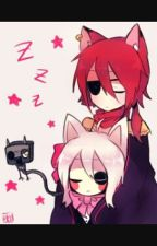 Foxy X Mangle♡Eres Mi Zorrito Lindo♡ by _Anzu-Winter_