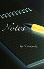 Notes by Andieqwerty