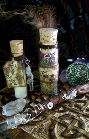 Wicca for the solidarity practitioners - Hoodoo(folk magic
