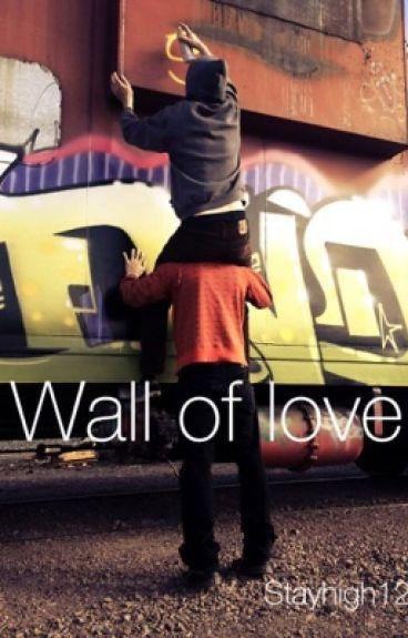 Wall of love//hebrew