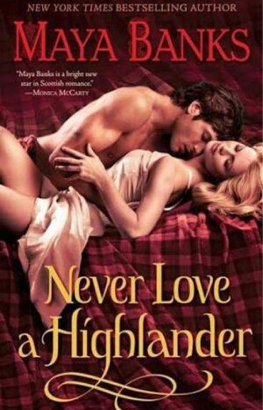 Apaixonada pelo Highlander - Maya Banks