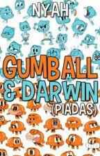 Gumball & Darwin » Piadas by Kook_Baozi