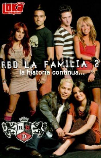 RBD La Familia 2