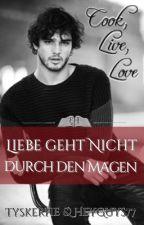 Cook, Live, Love - Liebe geht nicht durch den Magen #IceSplinters18  by HeyGuys77