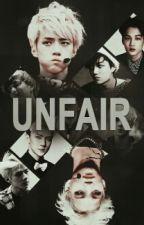 Unfair || Sekai by exotryaoi