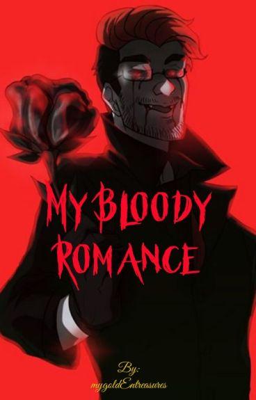 My Bloody Romance (Darkiplier x Reader)