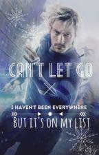 Can't Let Go |Pietro Maximoff/ Quicklisilver| by ReedAndVeeMoony