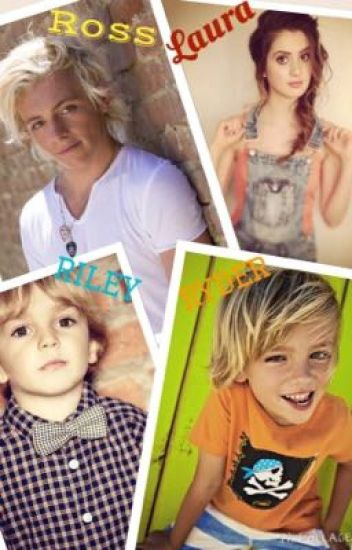 Say You'll Stay (A Raura Story)