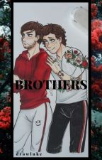 Brothers    Larry Stylinson AU by drowluke