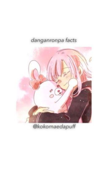 danganronpa facts