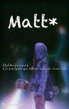 Matt (Yaoi /Gay) by LynAnnais