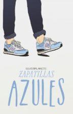 Zapatillas Azules [#1] by SilverPlanete