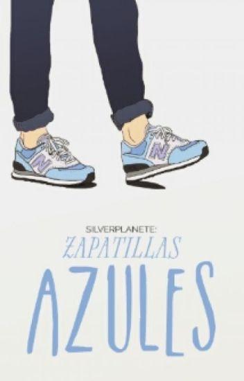 Zapatillas Azules [#1]