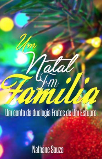 Um Natal Em Família - Conto