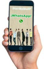 WhatsApp  [GTOP/Baeri/OnDae] by choikwonjiwook