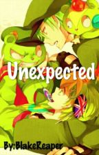 Unexpected (Yaoi Lemon) by BlakeReaper