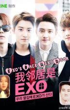 Exo's Back Next Door by MackenzieParent