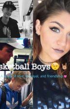 Basketball Boys by missy220161